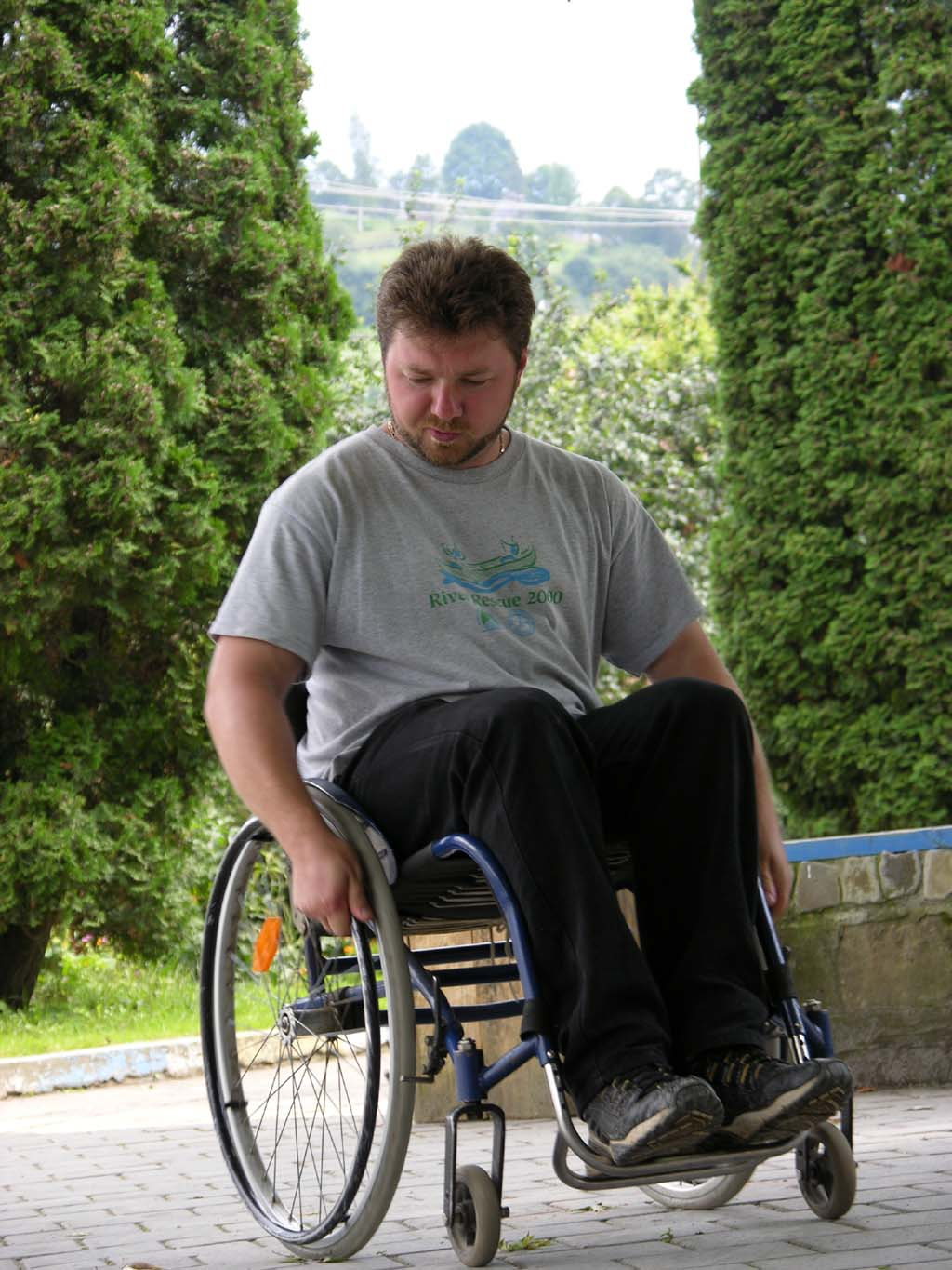 You are browsing images from the article: Upholding the rights of people with disabilities in recreational tourism of Ukraine