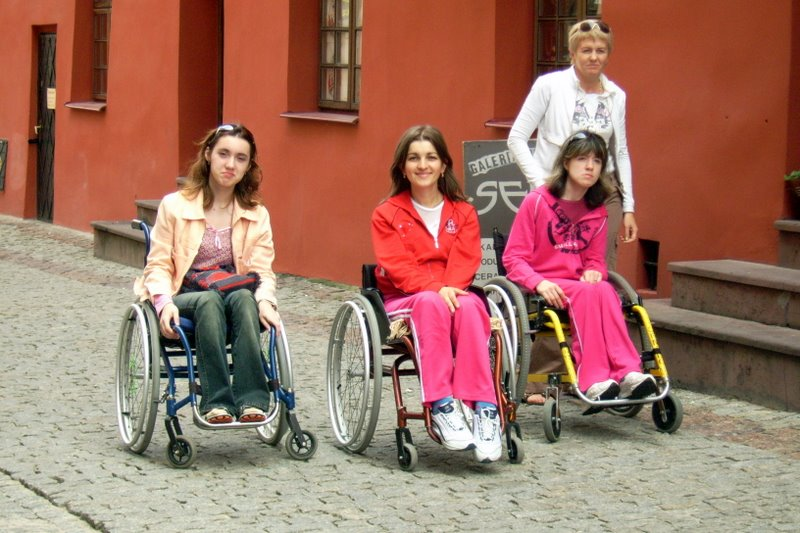 You are browsing images from the article: 'Integration and cooperation of disabled people in matters of culture, tourism and sport.""