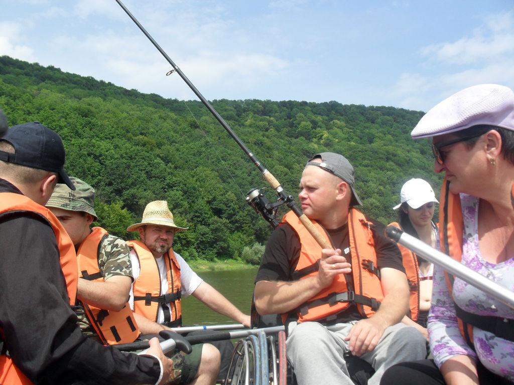 You are browsing images from the article: Активний туризм та рекреація. Можливості реабілітації