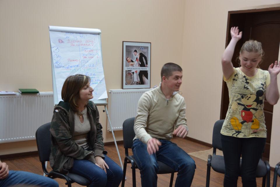 You are browsing images from the article: Я також можу організувати міжнародну зустріч