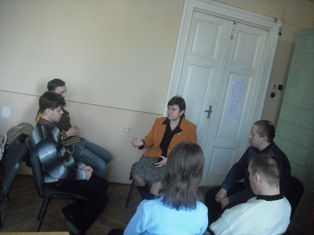 You are browsing images from the article: Агенція з працевлаштування неповносправних осіб